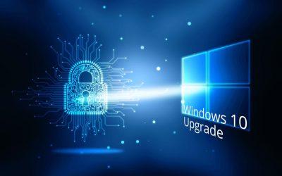 Sicherheitsrisiko bei veralteten Windows-Versionen
